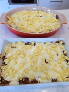 Bechemal sauce for lasgane