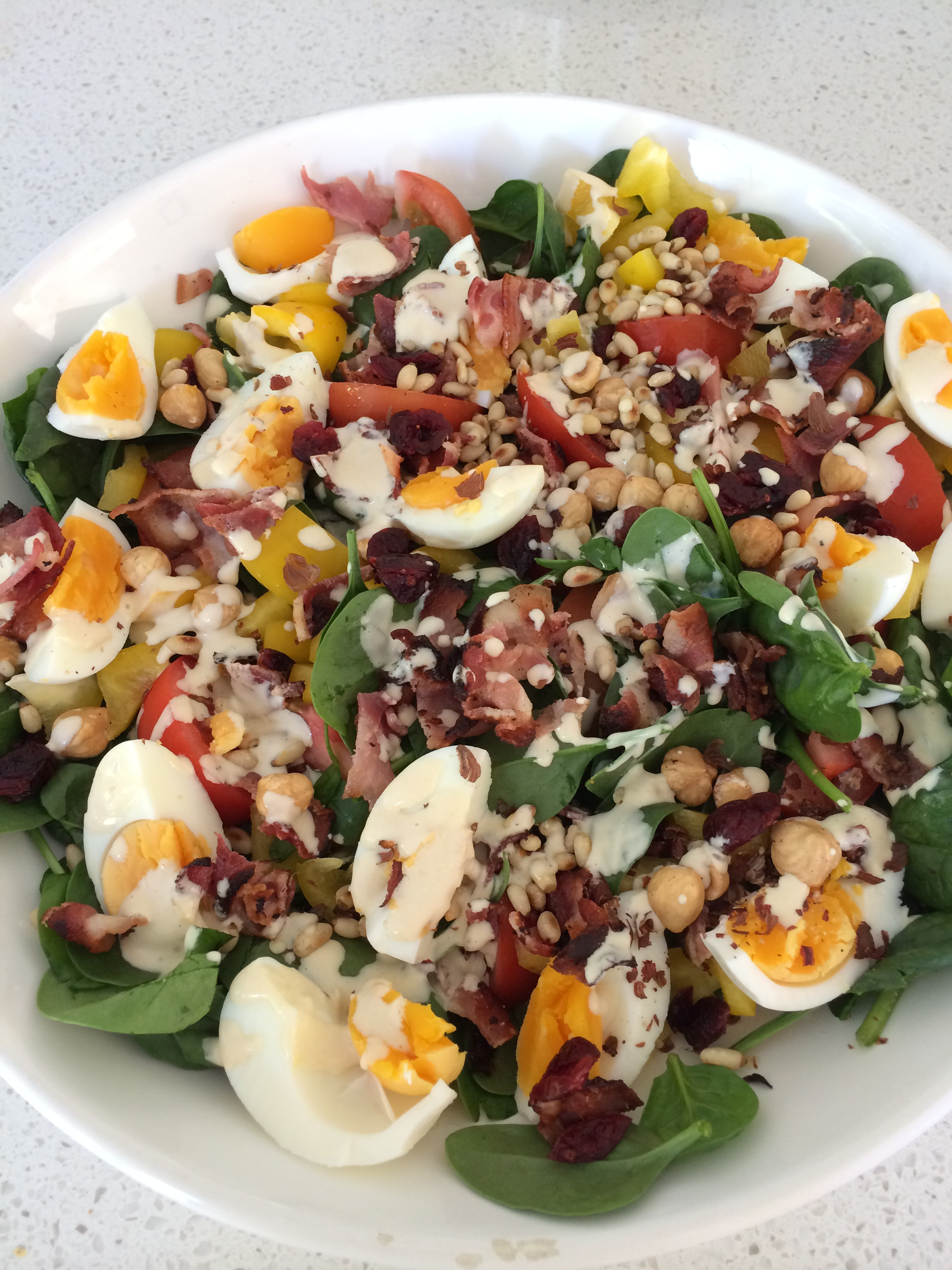 Caesar Salad Recipe Thermomix