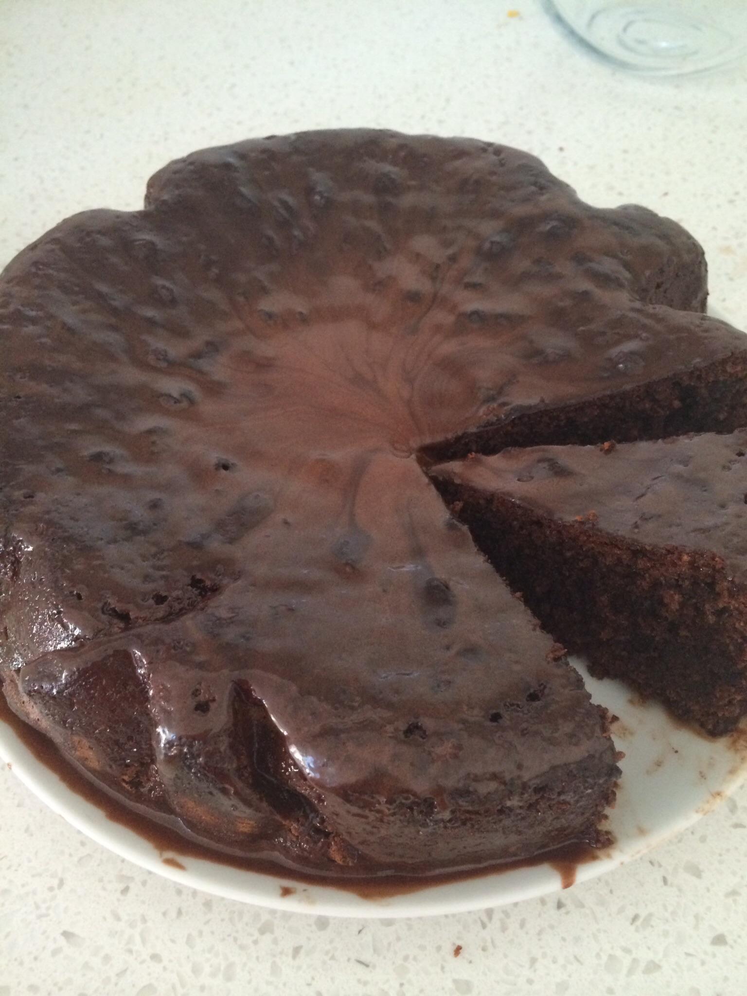 Gluten Free Chocolate Almond Cake Thermomix