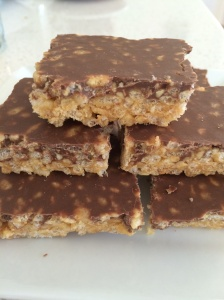Rive bubble slice (peanut butter)