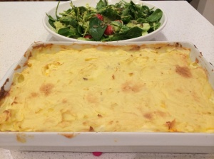 Lemon Fish Pie