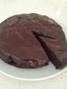 Dairy free Egg free Chocolate Cake