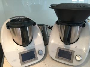 What !!! Two Thermomixes in the kitchen